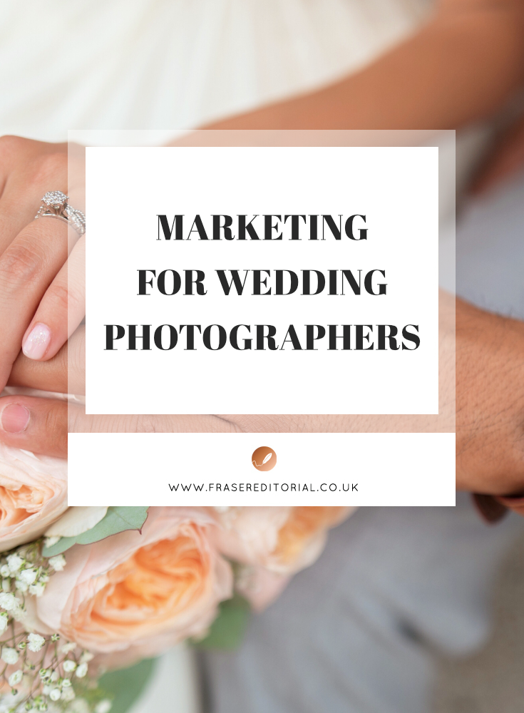 Follow these seven straightforward steps to improve your marketing for wedding photographers - we'll cover SEO, wedding copywriting, fairs, magazines & more